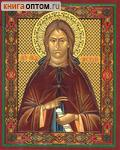 Икона Святой преподобный Аркадий