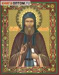 Икона Святой преподобный Виталий Александрийский