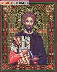 Икона Святой мученик Евгений Севастийский