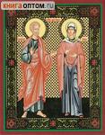 Икона Святые праведные Иоаким и Анна