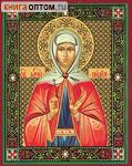 Икона Святая мученица Лидия Иллирийская
