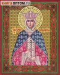 Икона Святая мученица Людмила княгиня Чешская
