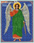 Рисунок на ткани для вышивания иконы бисером