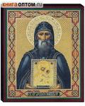 Икона преподобный Арсений игумен Коневский