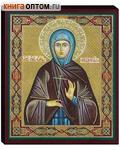 Икона преподобномученица Евдокия Илиопольская