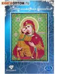 Набор со стразами икона Пресвятая Богородица