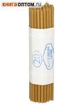 Свечи воскосодержащие (60% воска) 1 кг № 20 (50шт), диаметр 10 мм