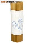 Свечи воскосодержащие (60% воска) 1 кг № 30 (75шт), диаметр 8 мм