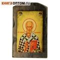Икона на дереве Святитель Николай Чудотворец