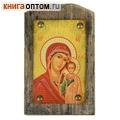 Икона на дереве Пресвятая Богородица