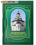 Молитвослов на всякую потребу Молитву пролию ко Господу. Русский шрифт