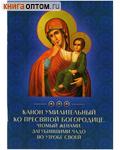 Канон умилительный ко Пресвятой Богородице, чтомый женами, загубившими чадо во утробе своей
