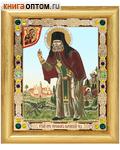 Икона Святой преподобный Серафим Саровский чудотворец. Стразы в ассортименте