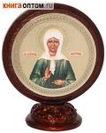 Икона Св. блж. Матрона Московская, на подставке
