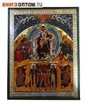 Икона Собор Пресвятой Богородицы, аналойная