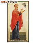 Икона святая Анна пророчица, аналойная