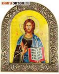 Икона на подставке Господь Вседержитель