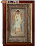 Икона Ангел-Хранитель аналойная. Киот, багет, стекло
