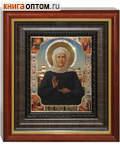 Икона Матрона Москвовская аналойная малая. Киот, багет, стекло