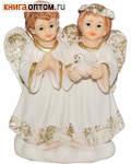 Ангелы  керамические