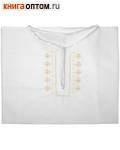 Рубашка (взрослая) для Крещения и купания в Святых источниках. Размер 64