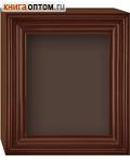 Киот аналойный с простой рамкой, пенал (для иконы 17,5*21см)